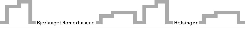 Romerhusene Logo